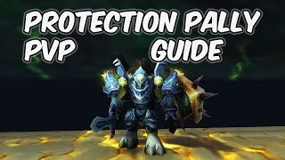 8.1 Protection Paladin PvP Guide - WoW BFA