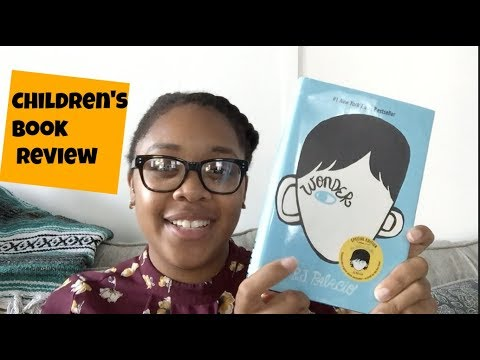 Children's book review - 5th grade