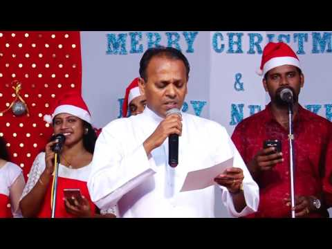 Minnum minnum (Poomaram) Christmas song