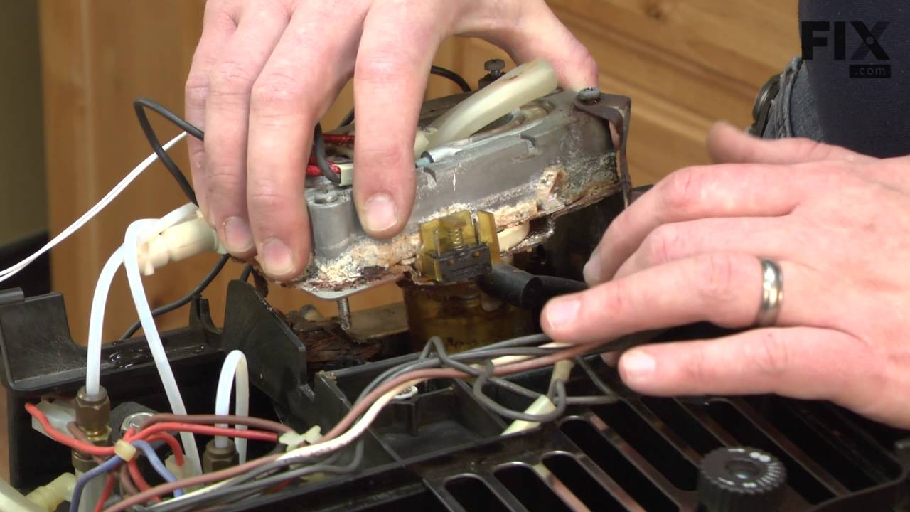 maxresdefault delonghi coffee maker repair how to replace the generator youtube  at edmiracle.co