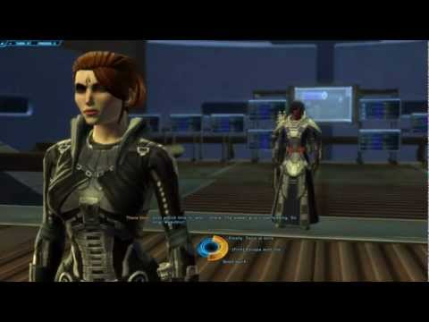 The Old Republic - Thana Vesh: A One-Sided Love Story