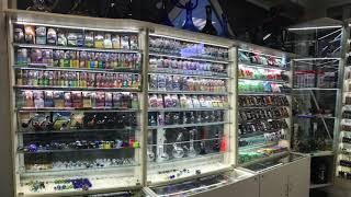 Витрины для табачного изделия одноразовые электронные сигареты киви клубника