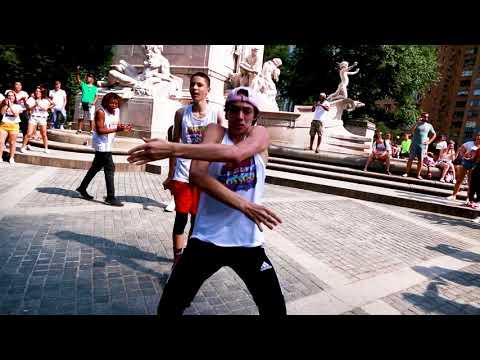 2018 JBS Summer of Hip Hop in NYC Flashmob