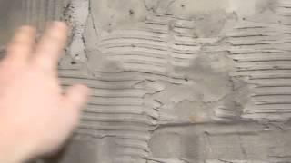 подготовка кирпичной стены под штукатурку(, 2016-03-23T20:33:03.000Z)
