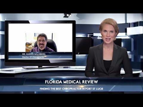 Dr. Harris Goldberg DC: Finding The Best Chiropractor In Port St. Lucie FL