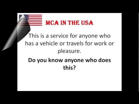 MCA in the USA:Your Online Business