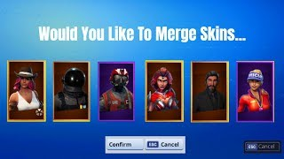*NEW* TRANSFER SKINS FORTNITE! (Account Merging) 2019
