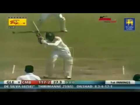 Fast bowler |SL| Mohammed dilshad |2nd wickets |