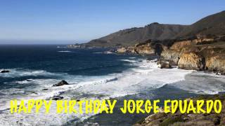 Jorge Eduardo   Beaches Playas - Happy Birthday