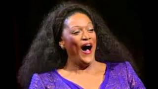 Jessye Norman - Debussy Les Cloches (Salzburg)