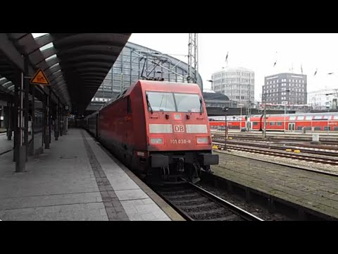 IC 2217 Hamburg Hbf to Bremen Hbf