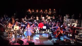 I Want You Back, Seattle Rock Orchestra, Annie Jantzer, vocals, 2014