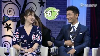 """Song Hye Kyo teaches Huang Xiao Ming says """"I'm hungry"""" in Korean"""