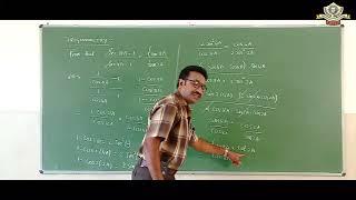 4- Trigonometry