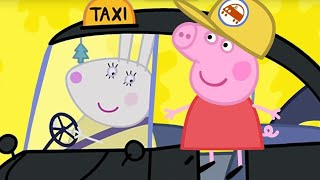 Peppa Pig Official Channel | Peppa Pig's First Taxi Experience 🚕