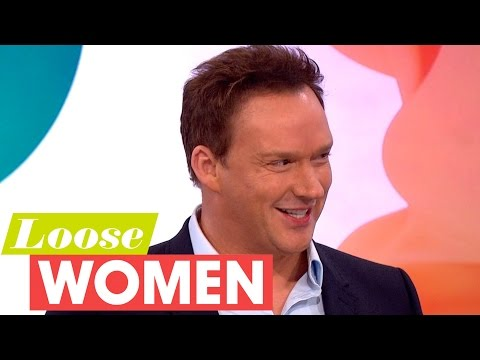 Russell Watson Had a Premonition About His Brain Tumour Long Before It Happened | Loose Women