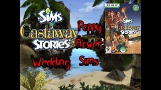 The Sims Castaway Stories   PC   Wedding