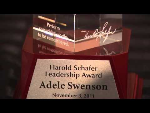 Adele Swenson Recognized for Her Contributions as a Lifelong Servant Leader