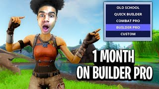 My first Month on Builder Pro.. Im A GOD 😳