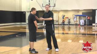 Basketball Tips: How to set a screen with Matt Painter of the Purdue Boilermakers.