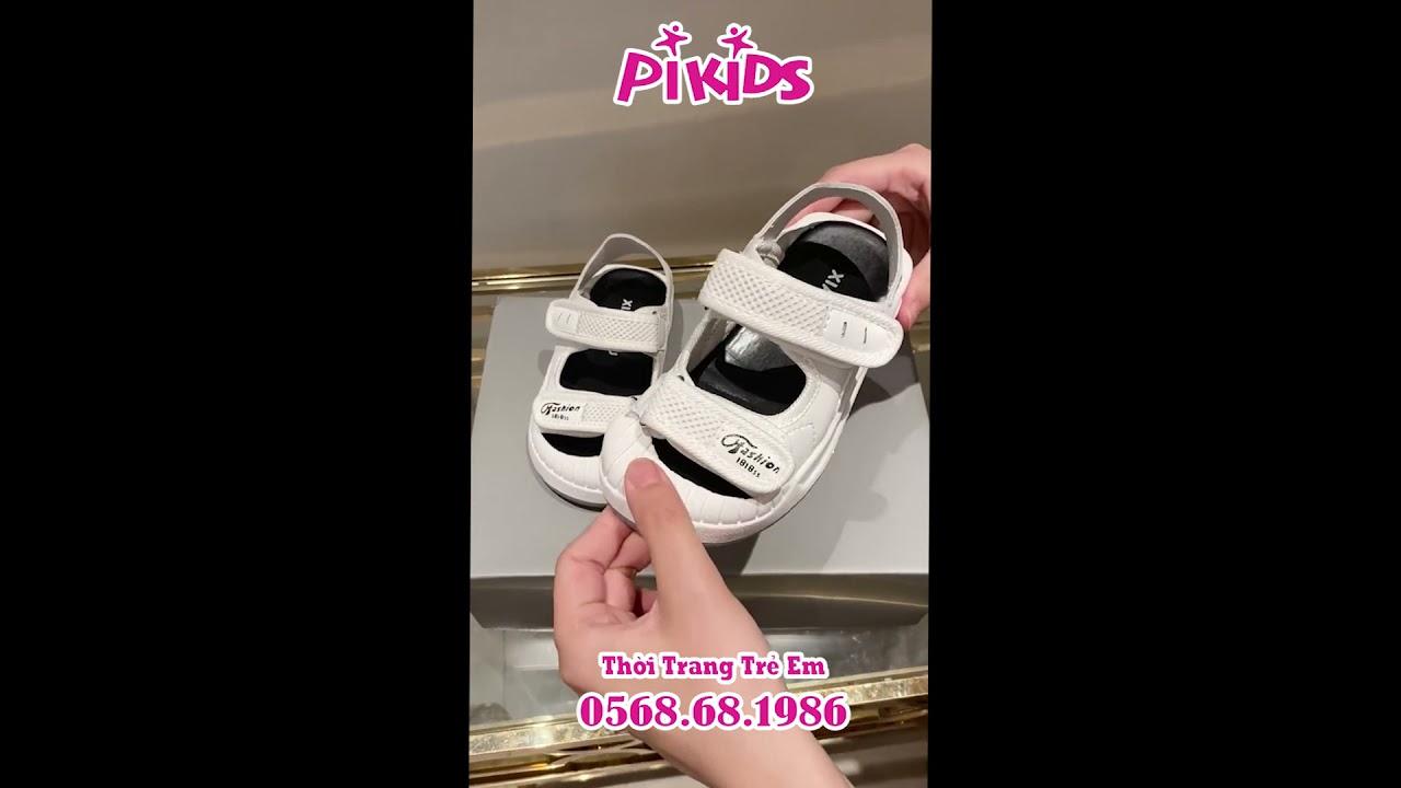 Sandal cho bé trai siêu nhẹ mới nhất 2021 – Thời trang trẻ em [PIKIDS] #shorts