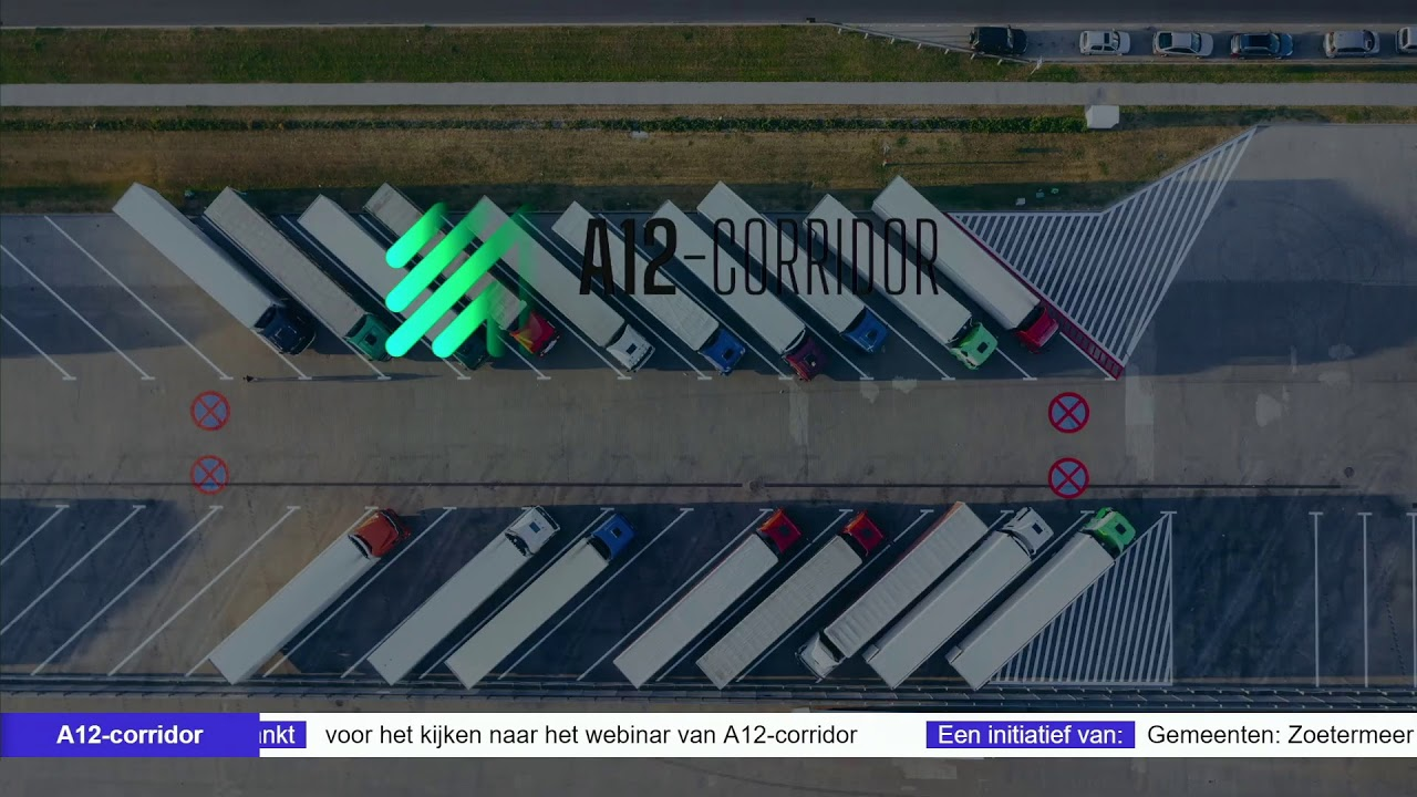 Webinar A12-corridor | Logistiek transport op waterstof