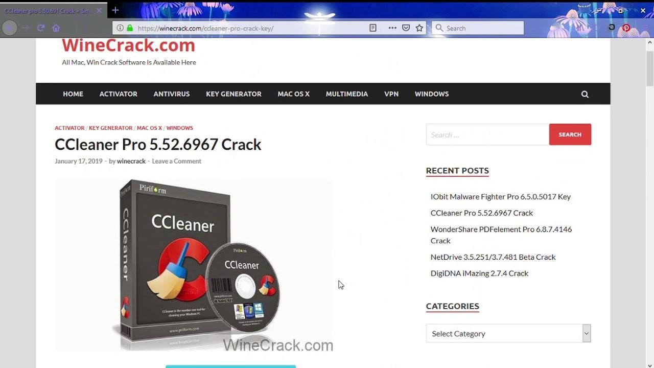 ccleaner 5.43 keys