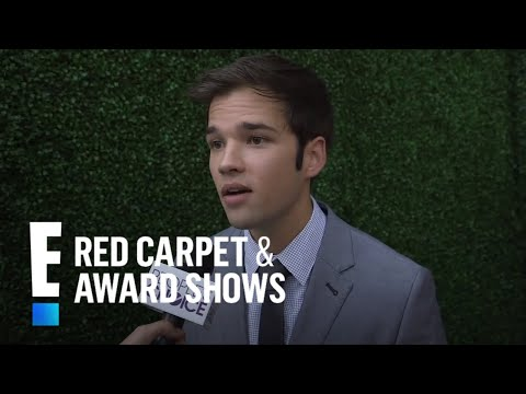 Nathan Kress On An ICarly Reunion | E! People's Choice Awards