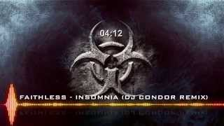 Faithless - Insomnia (DJ Condor Remix) - Hardstyle - Club Mix - HD HQ