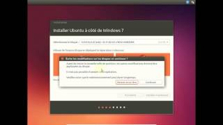 Installer Ubuntu côte à côte avec Windows