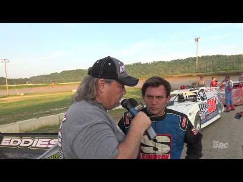 Brushcreek Motorsports Complex | 7.31.16 | STARS Buckeye Late Model Dirt Week | Devin Moran