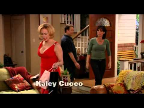 Cybill Shepherd Cleavage in '8 Simple Rules' (S01 E28)