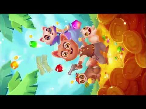 Treasure hunters match-3 gems