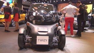 Renault Twizy Z.E. Sport (2018) Exterior and Interior