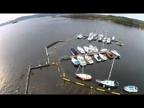 mountshannon harbour co. clare flood 10 december 2015