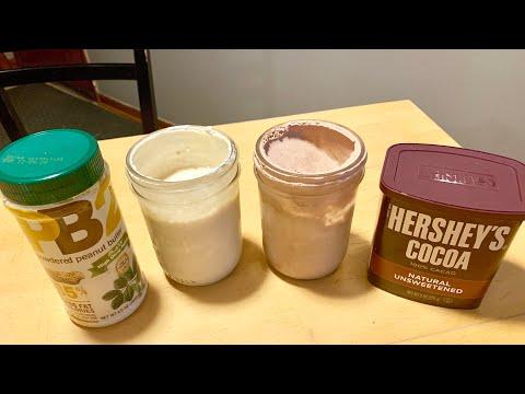 Keto Mason Jar Icecream Chocolate & Peanut  Butter 🍦🍦🍦🍦🍦🍦🍦🍦🍦🍦🍦🍦🍦🍦🍦🍦🍦🍦🍦🍦🍦🍦🍦🍦
