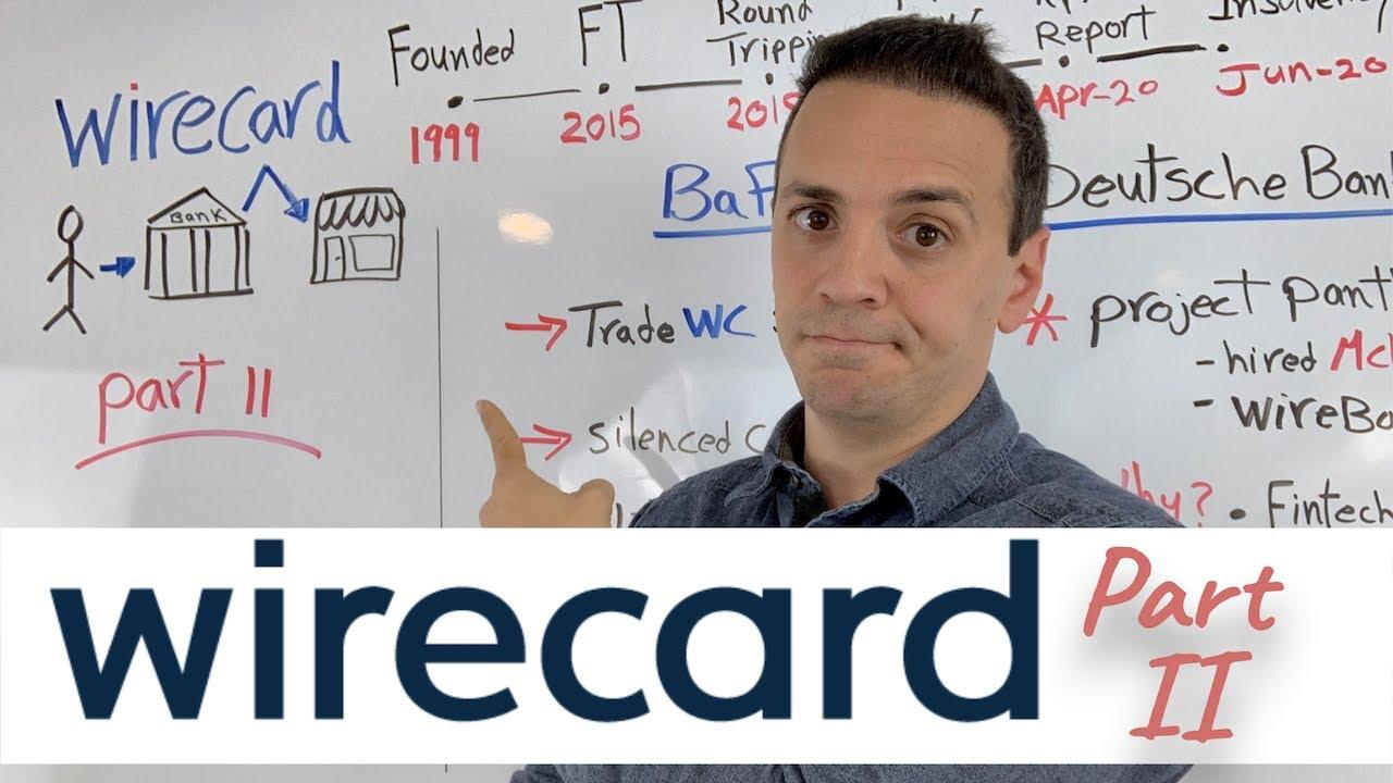 Wirecard Fraud Part II. Plot To Take Over Deutsche Bank