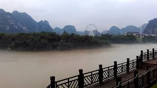 龙江河宜州的仙境20170701