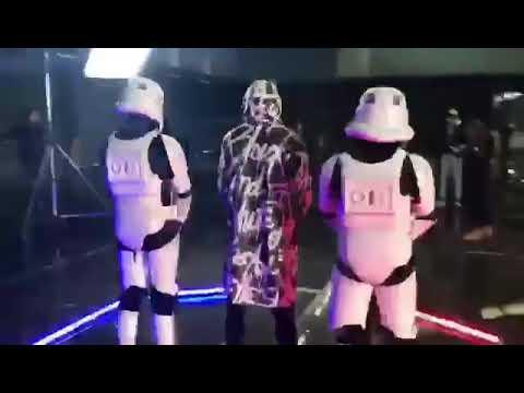 Maître gims Anakin( clip officiel)