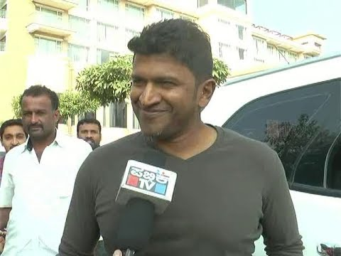 Power Star Puneeth Reacted About The Stay Order Of Movie Anjaniputra