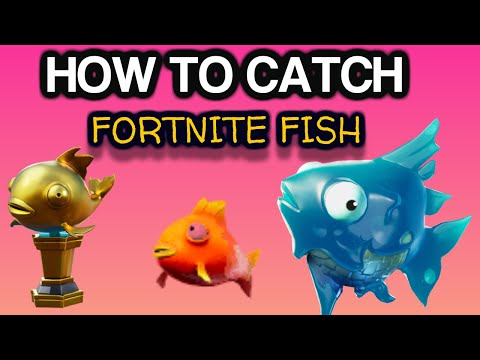 Fortnite Fishing Frenzy | Guide To Catch The Most Fish (Slurp/Flopper/Small Fry) In Fortnite Fishing
