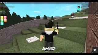 roblox Assassine! | Ich WON 3 ROUNDS!