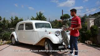 Citroen Traction Avant Review