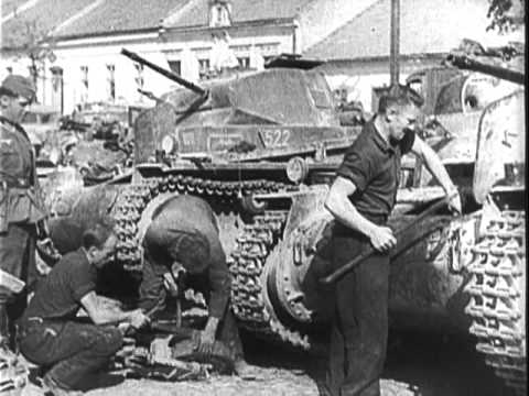 Invasion of Poland in 1939 by German Army, 1943