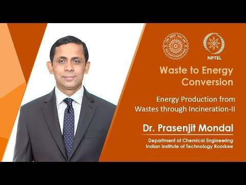 Energy production from wastes through incineration-2