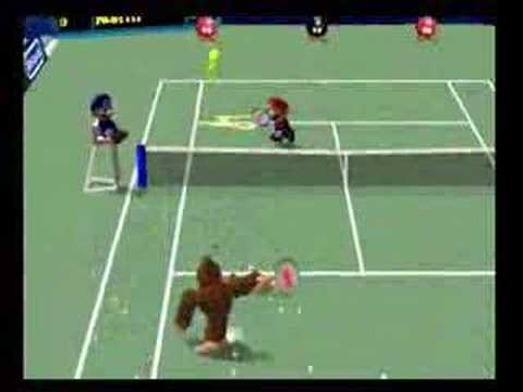 Download Youtube: Mario Tennis 64 - MAX Difficulty