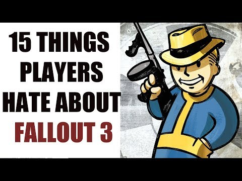 15 Things Fallout 3 Players HATE About The Game