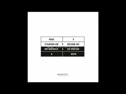 Guy Mantzur, Roy RosenfelD   Epika Original Mix