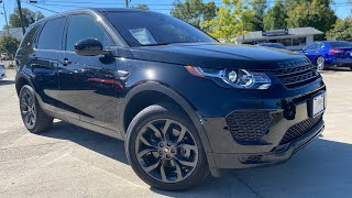 2019 Land Rover Discovery Sport Landmark Edition Test Drive & Review