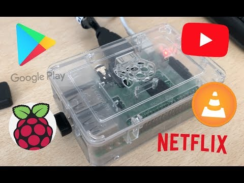 How To Install Android Tv On Raspberry Pi 3 + Market Netflix Youtube